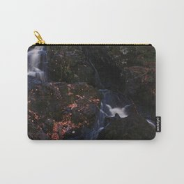Waterfall Wyandotte Falls, MI Carry-All Pouch
