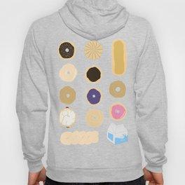 Liz Lemon's Donut Order Hoody