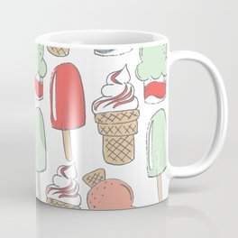 Ice Cream Cart Coffee Mug
