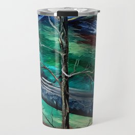 """Spring in Clinton"" Painting Travel Mug"