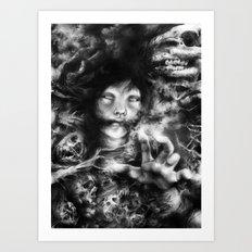 The Follower Art Print