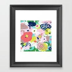 Lang Park Framed Art Print