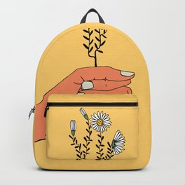 Hold On Tight To Summer Backpack
