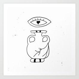 Codex Art Print