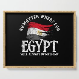Egypt Home Serving Tray