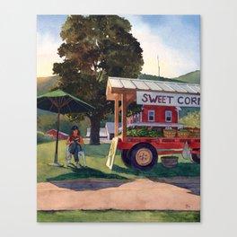 Farm Fresh Canvas Print