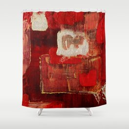 Untitled No. 14 Shower Curtain
