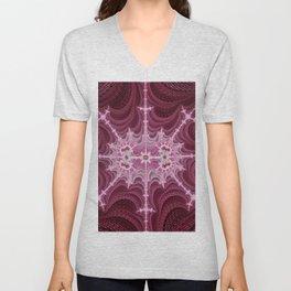 Alien Web Unisex V-Neck