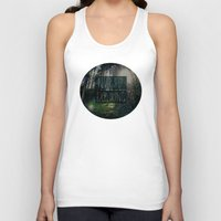 never stop exploring Tank Tops featuring Never Stop Exploring II by Leah Flores