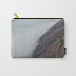 The Purple Hillside Carry-All Pouch