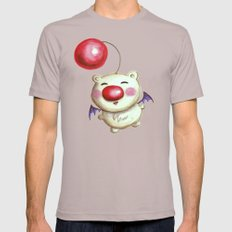 Fat and Squishy Moogle X-LARGE Mens Fitted Tee Cinder