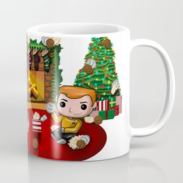 The Trouble with Christmas Coffee Mug