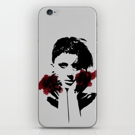 Lisbeth Salander iPhone Skin