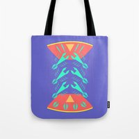 lobster Tote Bags featuring lobster by pam beach