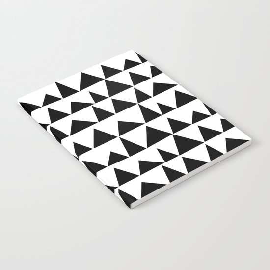 Playful triangles Notebook