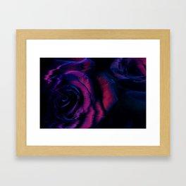 Personal Velvet Framed Art Print