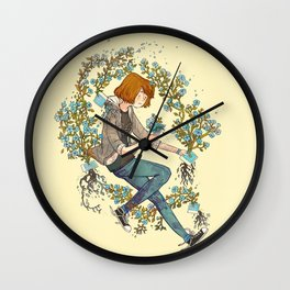 Polarized - Life is Strange Wall Clock