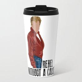 Rebel Without a Cause Travel Mug