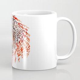 Fiery Curls Coffee Mug