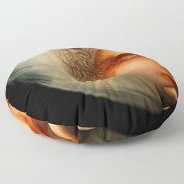 The Chimera (Black) Floor Pillow