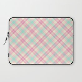 Spring Plaid 7 Laptop Sleeve