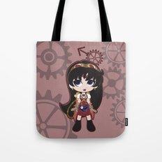 Steampunk Sailor Mars - Sailor Moon Tote Bag