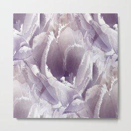 Tulip splashes Metal Print