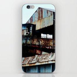 "Old Sugar processing plant ""Coloso"" 6 @ Aguada iPhone Skin"