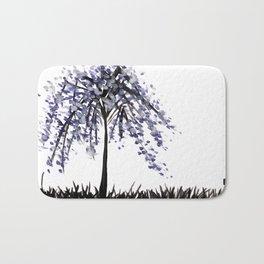 Tree 4 Bath Mat