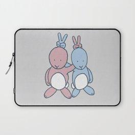 Bunny Ears Laptop Sleeve