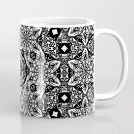 Elegant Geometry Mandala Coffee Mug