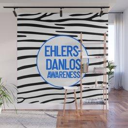 Ehlers Danlos Awareness Wall Mural