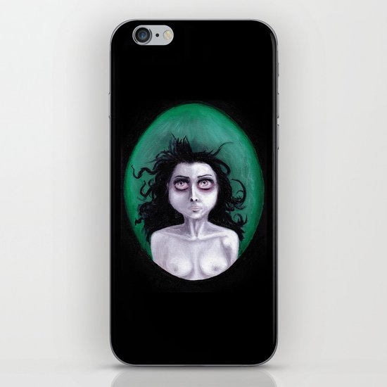 BREATHE UNDERWATER iPhone & iPod Skin