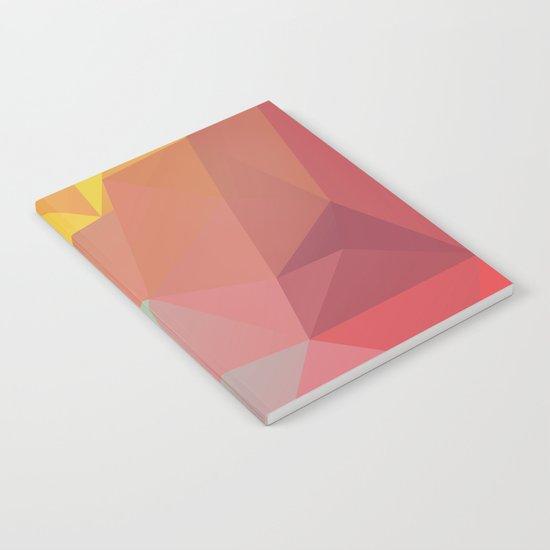 Geometric X Notebook
