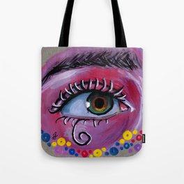 """eye of the Possum"" Tote Bag"