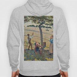 Camille Pissarro - Apple Harvest Hoody