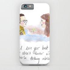 Sam and Suzy, Moonrise Kingdom Slim Case iPhone 6s