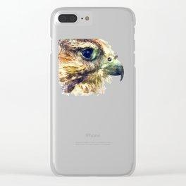 Kestrel Clear iPhone Case