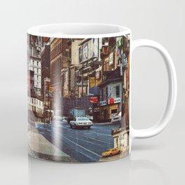 Big City Vintage Cars Coffee Mug