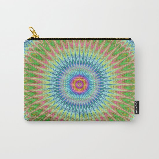 Starry mandala Carry-All Pouch
