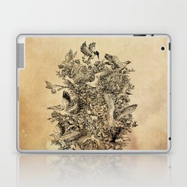 Blooming Flight Laptop & iPad Skin