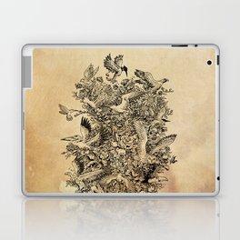 Blooming Flight Laptop & iPad Skin