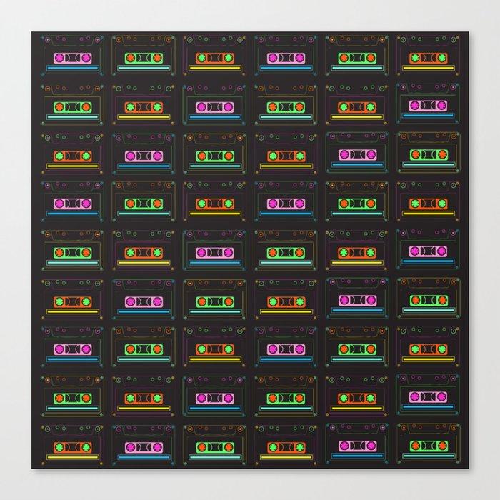 Neon Mix Volume 1 Canvas Print