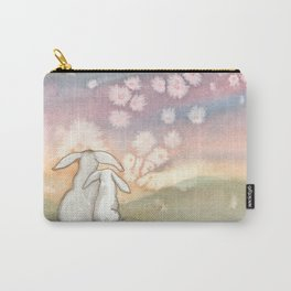 Sunset Fairies Carry-All Pouch