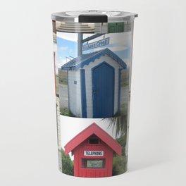 New Zealand Doors Travel Mug