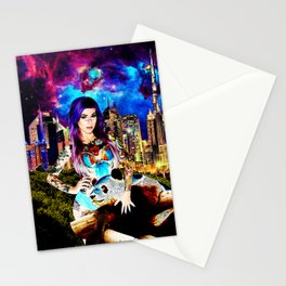 Lisa Frank Beyond Thunderdome Stationery Cards