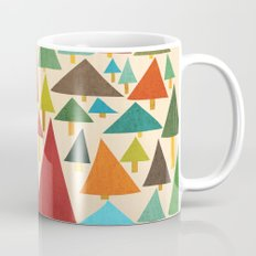 The house at the pine forest Mug