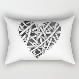 Mended Heart | Day 77 /365 Rectangular Pillow