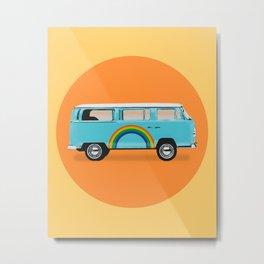 Dream ride Metal Print
