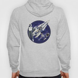 V-wing dissect #2 Hoody